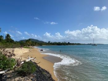 Peurto Rico Beach Views