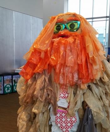 Alaska Forum Bag Monster