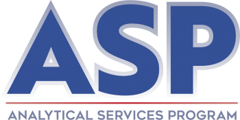 Analytical Services Program Logo