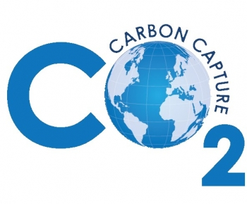 Fossil Energy's carbon capture logo