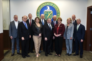Members of the Secretary of Energy Advisory Board (SEAB).