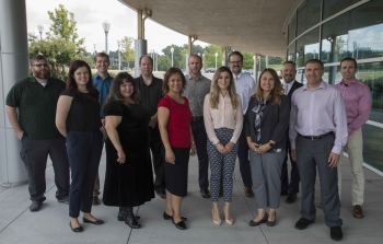 NNSA's Mid-Level Leadership Development Program participants took part in a course at Lawrence Livermore National Laboratory in early March.