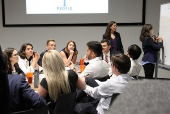 Fellows work together and alongside NNSA leaders to grow as future leaders for nuclear security.