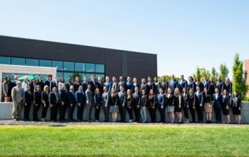 The Class of 2019-2020 NNSA Graduate Fellows. The program hires fifty to sixty fellows per year for one-year assignments across the nuclear security enterprise.