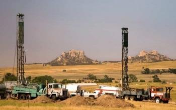Uranium mine in Nebraska