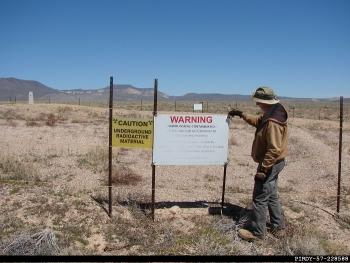 Navarro Environmental Scientist Lyle Davis