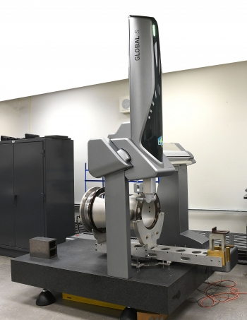 To capture exact tolerances the machine must be utilized in a highly stable, thermally controlled environment.