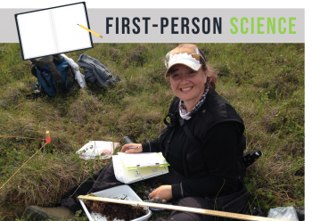 First-Person Science: Colleen Iversen on Belowground Ecology