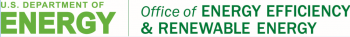 EERE logo - Office of energy efficiency & renewable energy