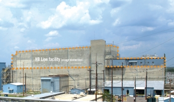 HB Line Facility at SRS