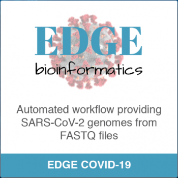 EDGE bioinformatic platform