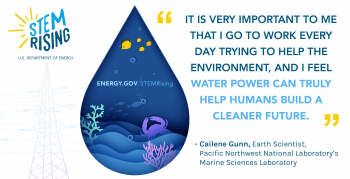 Dr. Gunn is an Earth scientist at the Pacific Northwest National Laboratory's Marine Sciences Laboratory (MSL).