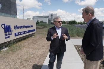 Secretary Brouillette visits Idaho