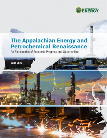 Cover of the Appalachian Energy report