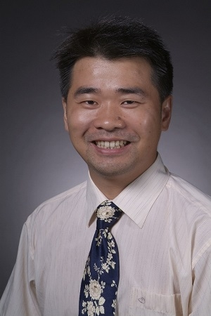 Headshot of Dr. Liang Dong, Iowa State University