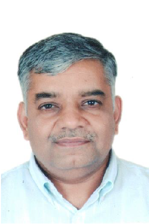 headshot of Pramod Kumbhar, Prai Industries