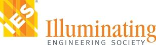 Illuminating Engineering Society (IES) logo.