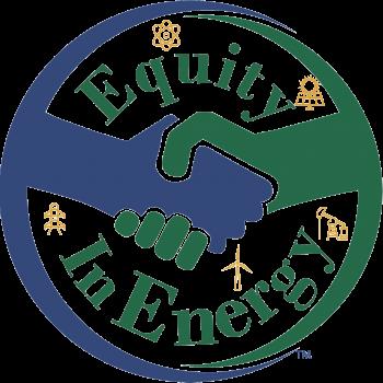 Energy in Equity logo