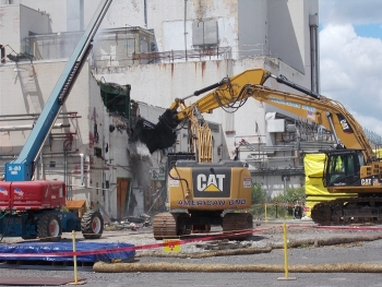 An EM 2020 Priority: West Valley Moves Closer to Demolishing Main Plant