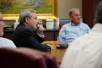 Secretary Brouillette meeting with Texas energy leaders