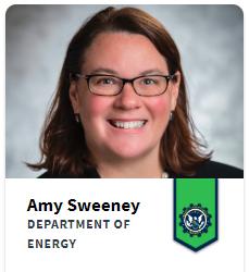 Department of ENergy Amy Sweeney