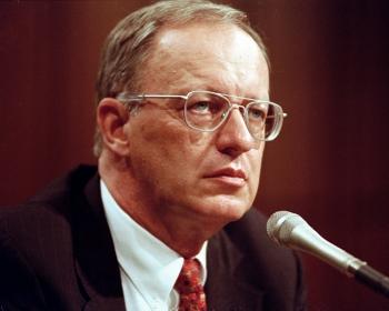 Gen. John A. Gordon, NNSA's first Administrator