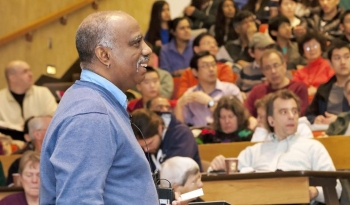 This winter lecture series is named in memory of PPPL's beloved Science on Saturday host, Ronald E. Hatcher.