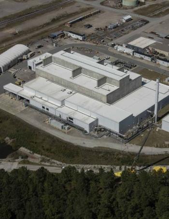 Salt Waste Processing Facility