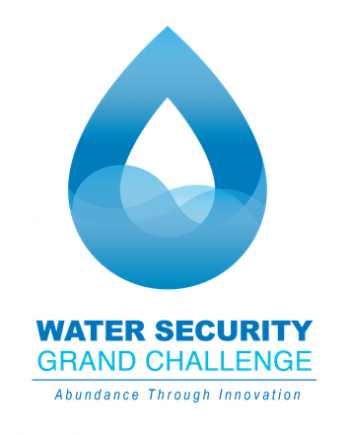 Water Security Grand Challenge logo