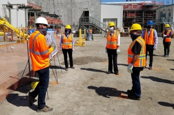 U.S. Rep. Cathy McMorris Rodgers and Energy Secretary Dan Brouillette on how the One Hanford team is making progress on preparations to treat tank waste.