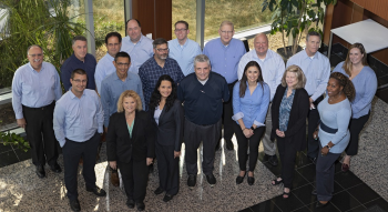 The KCNSC Supply Chain Management Center team.