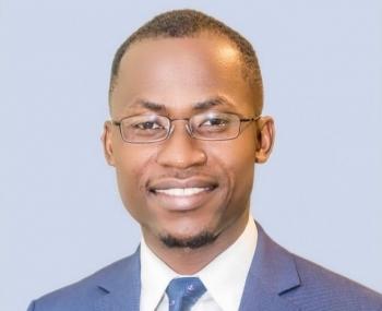 Edmund Sam-Gyandoh headshot