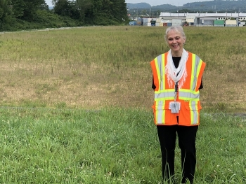 Janice Shannon has worked in Oak Ridge for 50 years. At the East Tennessee Technology Park, she served in the nuclear materials control and accountability organization.
