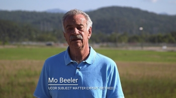 Mo Beeler started at Oak Ridge in 1964. He had a multi-decade career at K-25, where one of his responsibilities involved inspecting miles of piping.