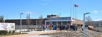 The K-25 History Center opened earlier this year to share stories of the men and women who built and operated the site during the Manhattan Project and Cold War.