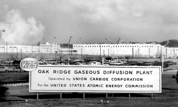 The K-25 site was later named the Oak Ridge Gaseous Diffusion Plant. After environmental cleanup began, it was again renamed the East Tennessee Technology Park to better reflect its future as a transformed, reindustrialized site.