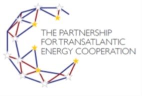 Logo for The Partnership for Transatlantic Energy Cooperation (P-TEC)