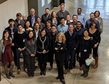 The Bioprocessing Separations Consortium team