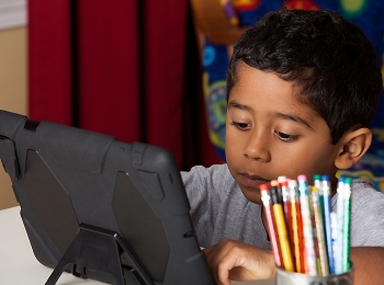 Española Public Schools will use its grant to purchase iPads for the district's Pre-K programs.