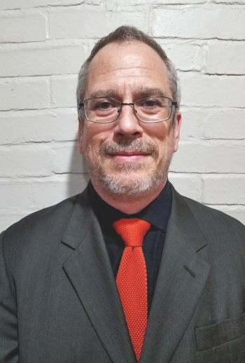 Robert Meagley SETO Portrait