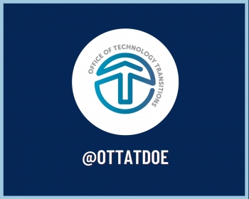 OTT at DOE Twitter Banner