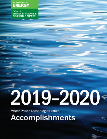 "Cover of report ""WPTO 2019-2020 Accomplishments"""