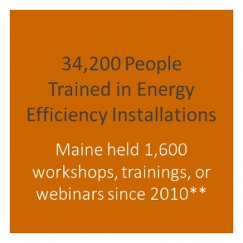 Maine residents trained at workshops