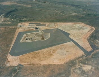 The Grand Junction disposal site is the only government-owned disposal site available to receive radioactive uranium mill tailings, but expiring authorization could close the site as early as September 2021.