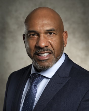 Vincent Quarles, Deputy Director, Office of Minority Programs