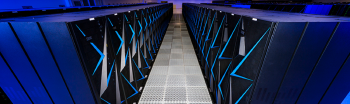 NNSA's top-ranking supercomputing system, Sierra, is the third-fastest supercomputer in the world.