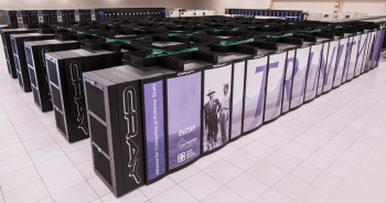 Trinity, at Los Alamos National Laboratory, is the 13th-fastest supercomputer worldwide.