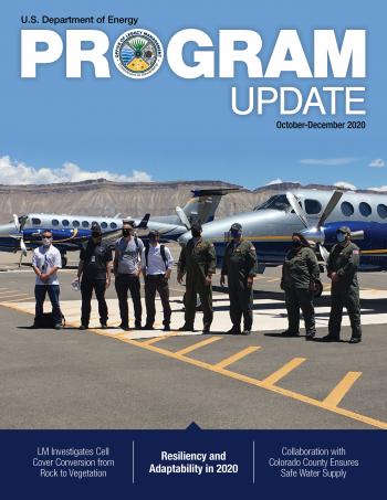 Program Update: 4th Quarter 2020