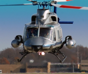 Bell 412 AMS Helicopter