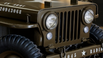 3D-PRINTED ARMY JEEP